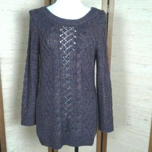 H&M long pullover sweater 8